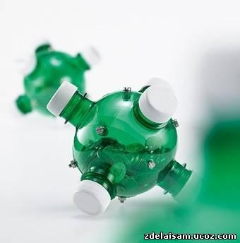 Что можно сделать из пластиковых бутылок от ZeroCharisma за