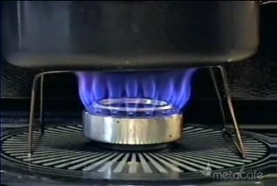 Как сделать горелку. Опыт №2. Открытый тип. (Alcohol stove #2)