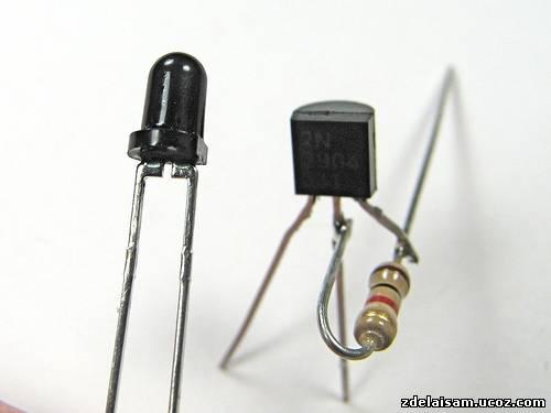 фототранзистор: