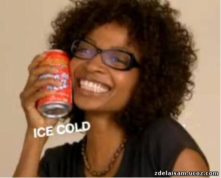 Как моментально охладить напиток.