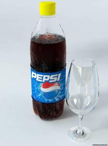 Тайник в бутылке