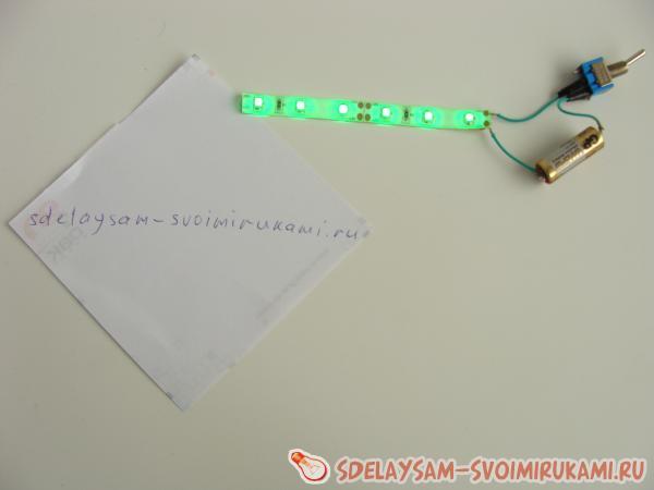 Master the LED backlighting