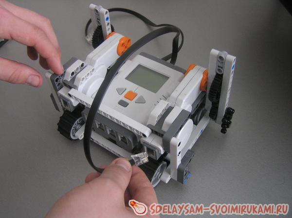 ����� ��������� - ����� Lego MindStorms NXT