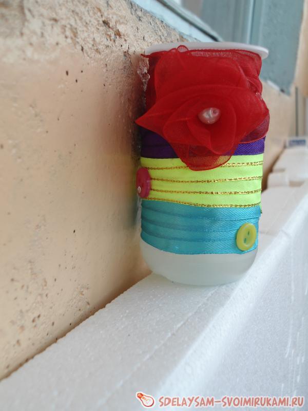 Мини-ваза