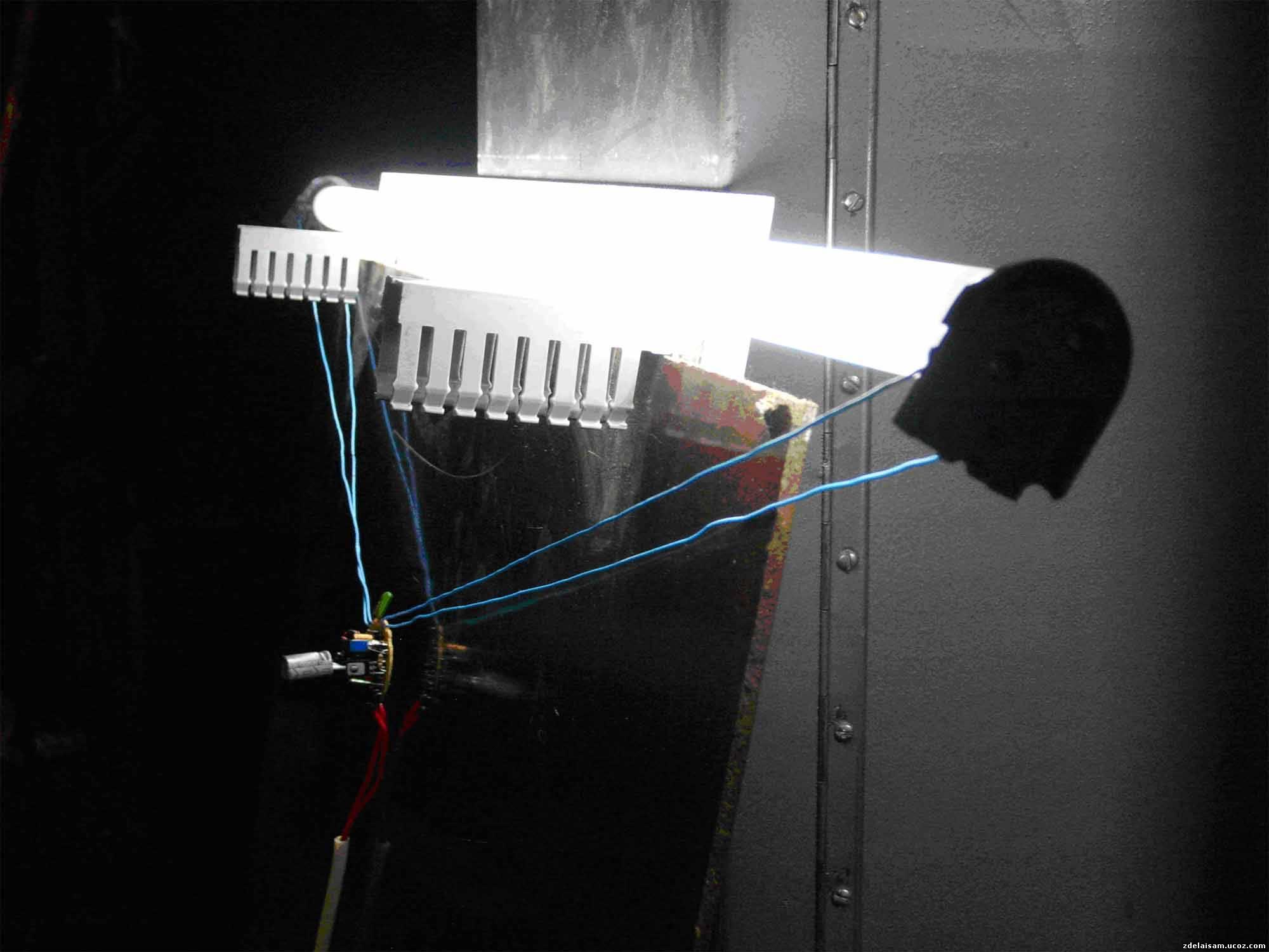 Зарядное для фонаря своими руками
