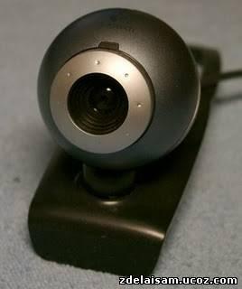Из веб-камеры... детектор ? ... ПВН ?