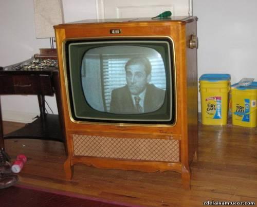 Что можно взять из старого телевизора - YouTube