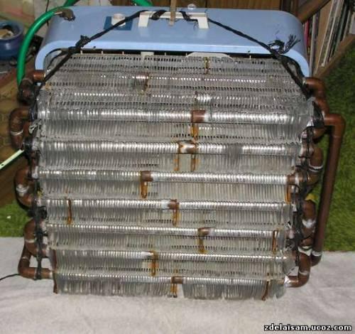 Природный рекуператор или бесплатный кондиционер