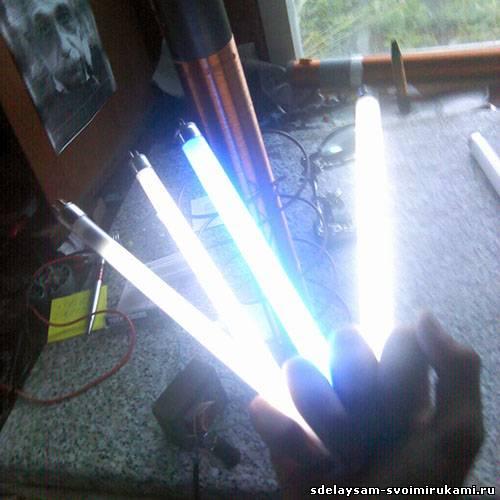 Трансформатор Тесла на Качере Бровина от 220 вольт