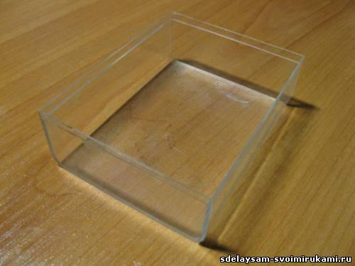 Из чего сделать кубики своими руками
