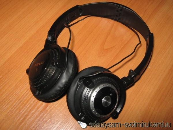 Бездротові навушники або друге життя Bluetooth гарнітури. Зроби сам ... e7081728eca3a