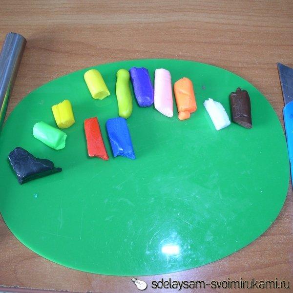 Украшения и бижутерия из полимерной глины своими руками