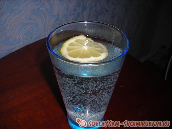 Как сделать из воды газировку в домашних условиях