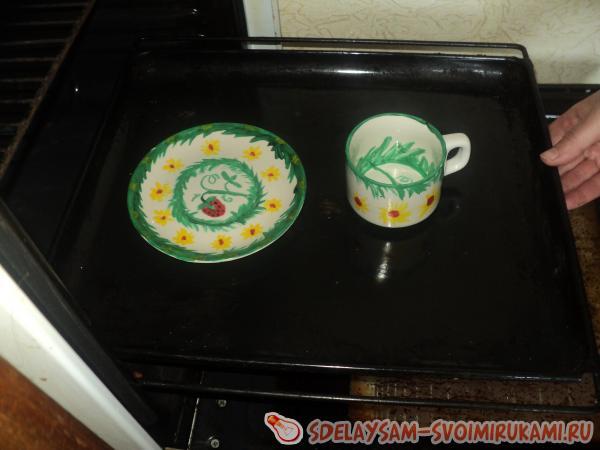 Оригинальная чайная пара
