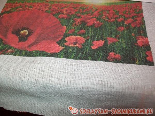 Картина с помощью принтера