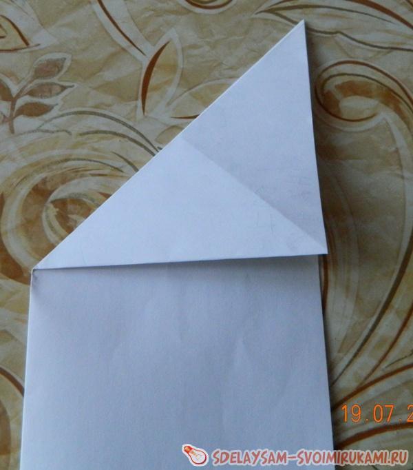Делем гонку из бумаги