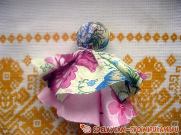 Rag doll Motanka