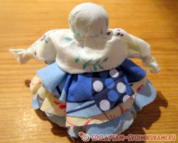 Rag doll Snow Maiden
