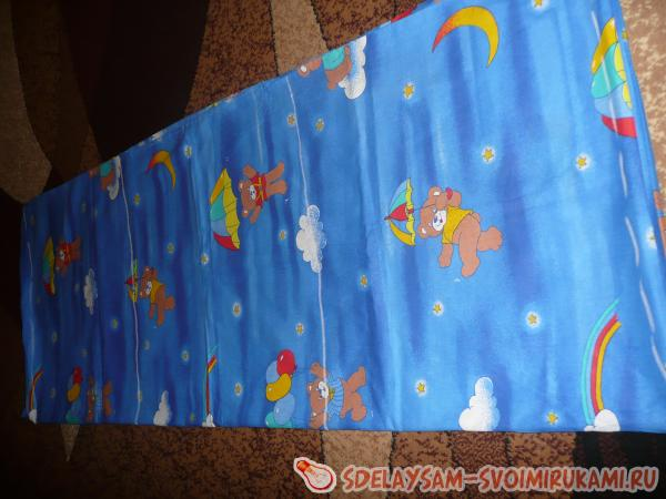 Massage mat for child
