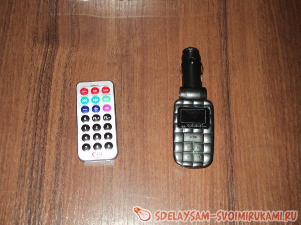 Стерео FM передавач з MP3 плеєра. Зроби сам своїми руками 0fcf39f0ff08c