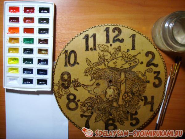 Часы для детской