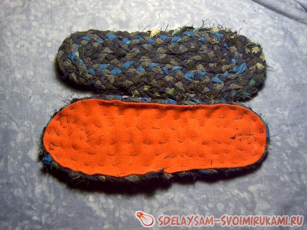 Теплые стельки для обуви