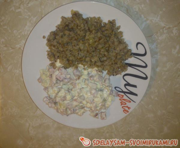 Салат «Фасолька»