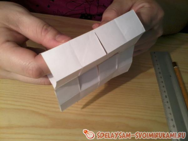 Cube - transformer from paper