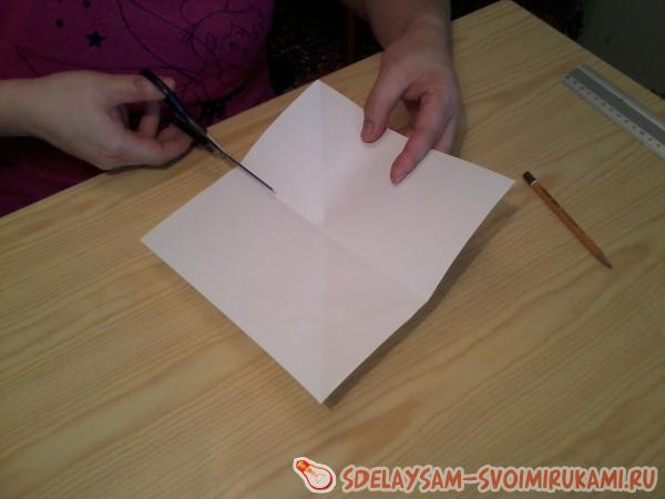 Cube - a paper transformer