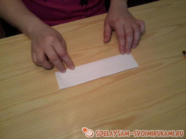 Куб – трансформер из бумаги