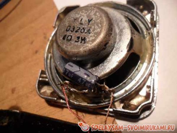 Радиожучок своими руками схема фото 235