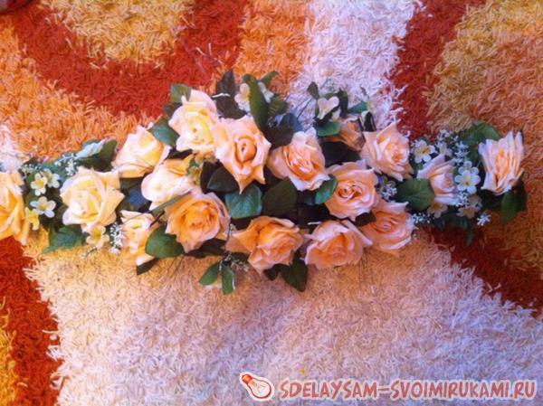 gaps between roses