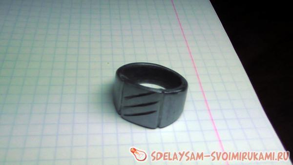 Как сделать кольцо из металла своими руками 10
