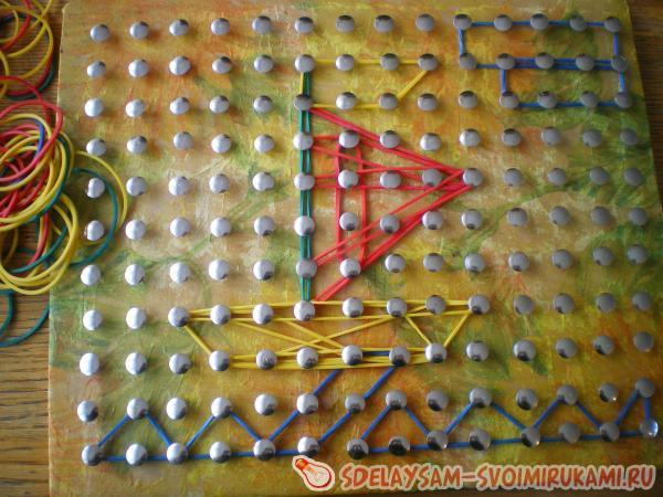 Рамка для резиночек