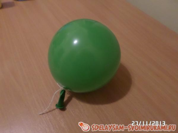 Надутый шарик