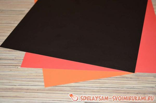 make color paper