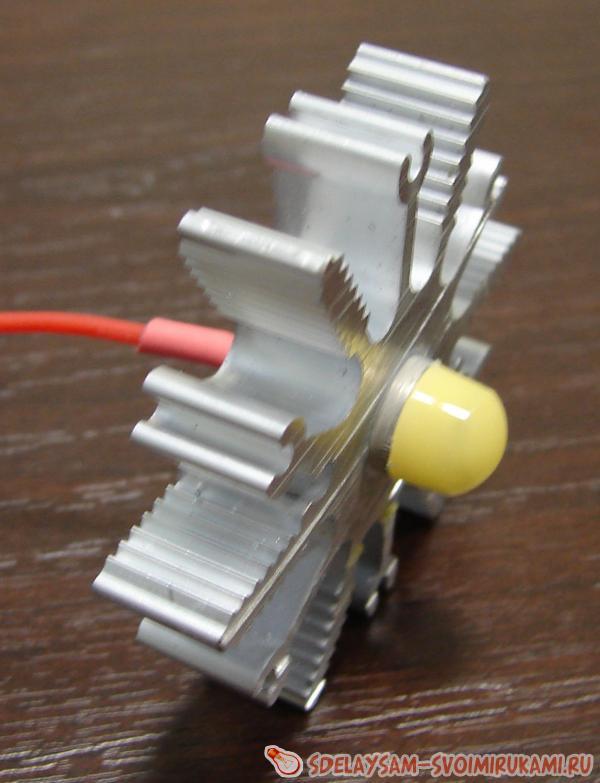 Корпуса для светодиодов своими руками 106