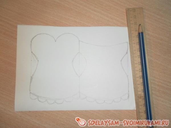 Рисуем шаблон