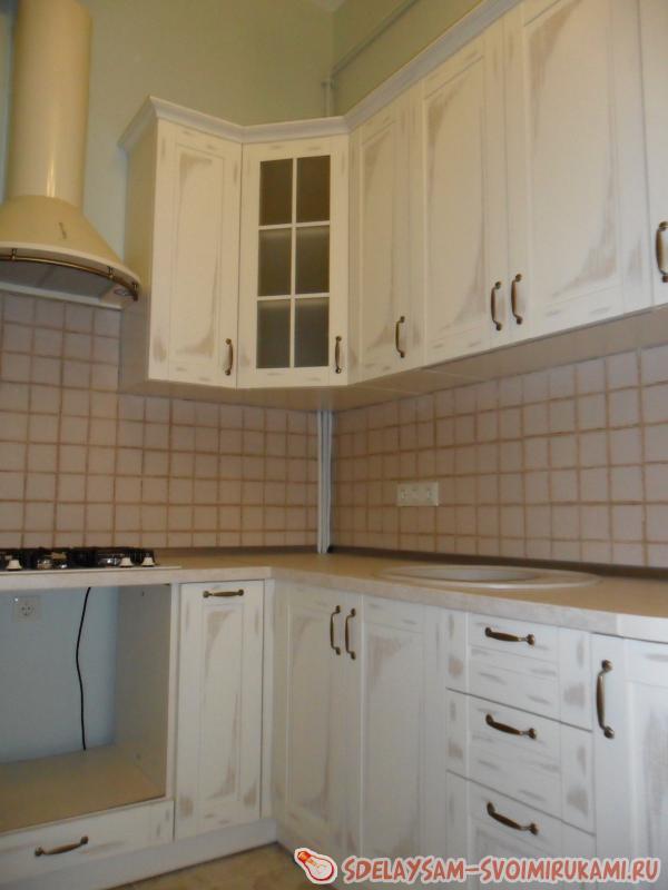 Расписываем кухонные фасады – Ярмарка Мастеров