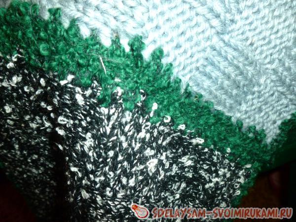 оформления коврика