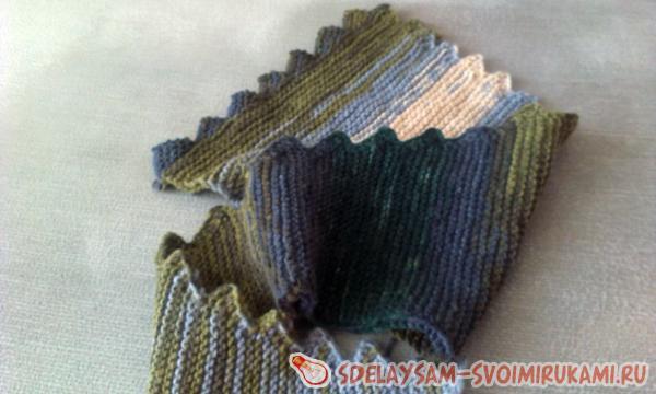 Шарф бактус (52 фото): треугольный шарф, как называется шарф