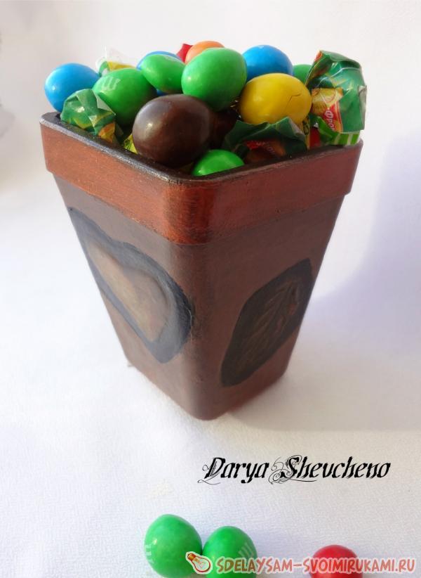 Вазочка для сладостей