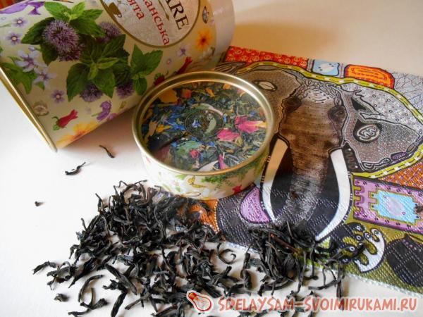 Чайные традиции: Индия - Life Style - стиль жизни с ИЛЬ ДЕ БОТЭ