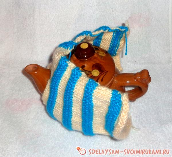 Cover for the teapot