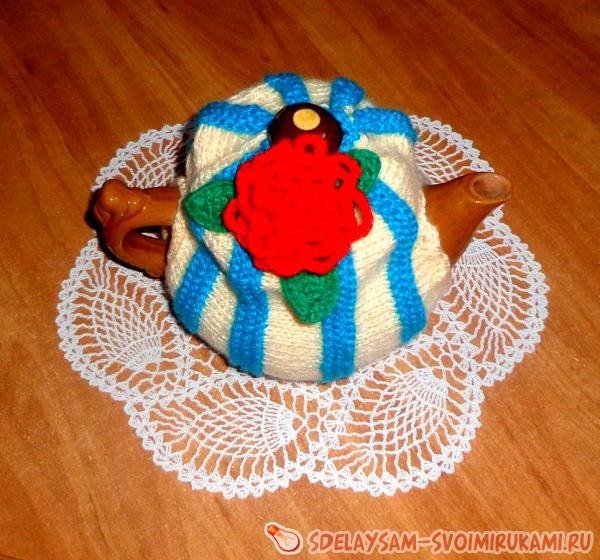 Чехол для заварочного чайника