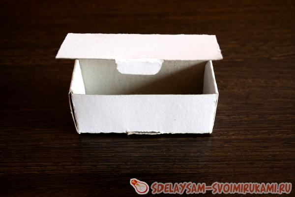 Универсальная коробочка из картона