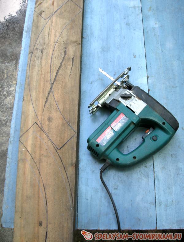 Изготовление телеги