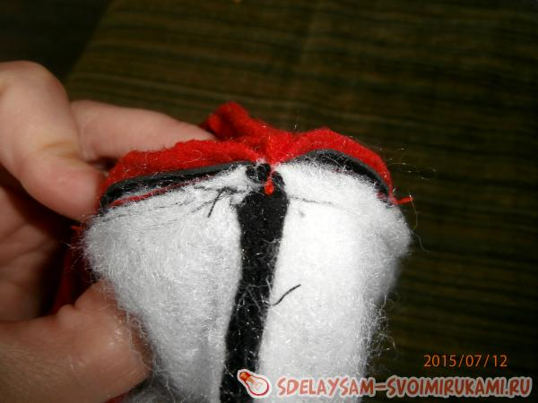 пошив домашних тапочек сапожек