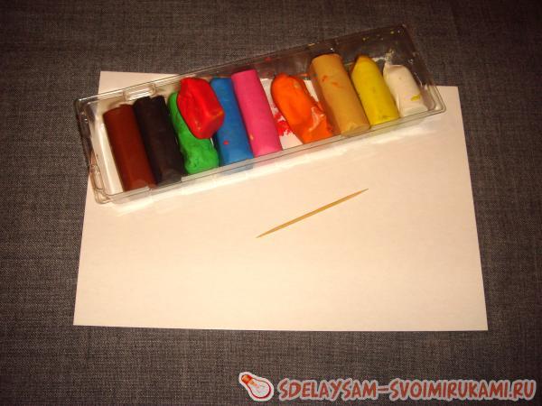пластилиновая живопись
