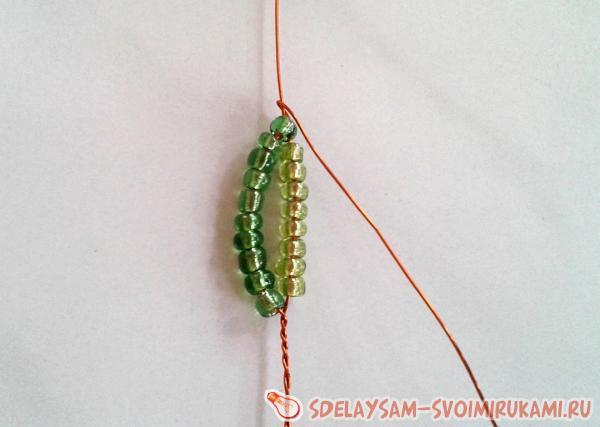 Плетение чашелистиков